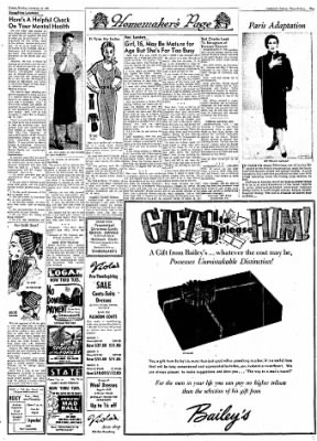 Logansport Pharos-Tribune from Logansport, Indiana on November 18, 1957 · Page 9