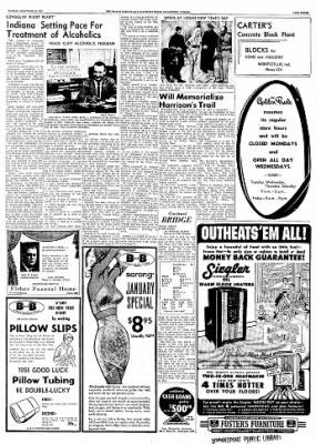 Logansport Pharos-Tribune from Logansport, Indiana on December 29, 1957 · Page 51