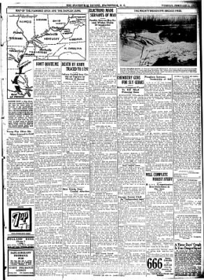 Statesville Daily Record from Statesville, North Carolina on February 2, 1937 · Page 2