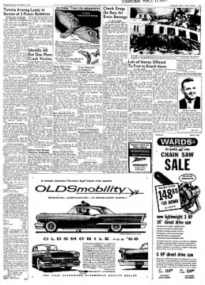 Logansport Pharos-Tribune from Logansport, Indiana on November 19, 1957 · Page 9