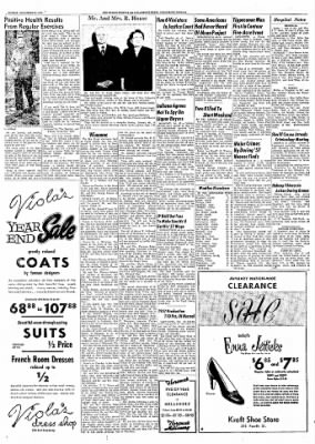Logansport Pharos-Tribune from Logansport, Indiana on December 29, 1957 · Page 64