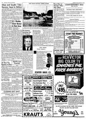 Logansport Pharos-Tribune from Logansport, Indiana on November 20, 1957 · Page 10