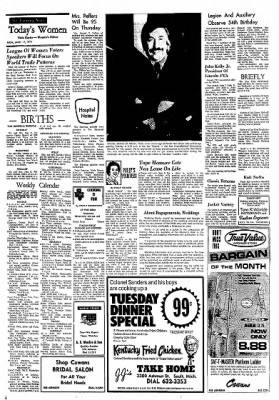 The evening news from sault sainte marie michigan on march 12 1973 the evening news from sault sainte marie michigan on march 12 1973 page 6 m4hsunfo