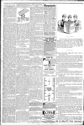 Logansport Pharos-Tribune from Logansport, Indiana on March 22, 1891 · Page 2
