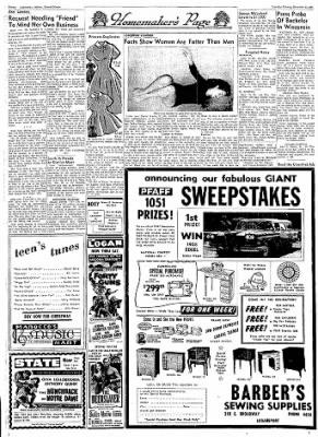 Logansport Pharos-Tribune from Logansport, Indiana on November 21, 1957 · Page 20