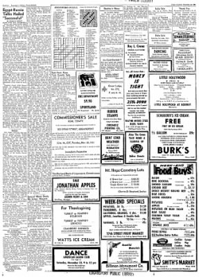 Logansport Pharos-Tribune from Logansport, Indiana on November 22, 1957 · Page 14
