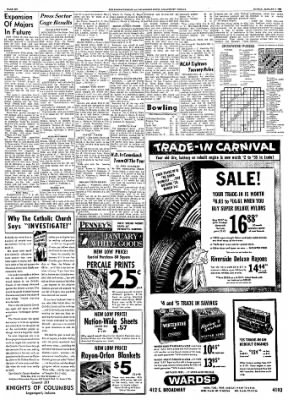 Logansport Pharos-Tribune from Logansport, Indiana on January 5, 1958 · Page 26