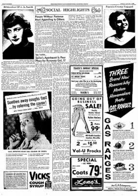 Logansport Pharos-Tribune from Logansport, Indiana on January 5, 1958 · Page 34