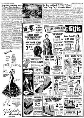 Logansport Pharos-Tribune from Logansport, Indiana on November 27, 1957 · Page 6