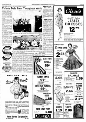 Logansport Pharos-Tribune from Logansport, Indiana on January 12, 1958 · Page 25