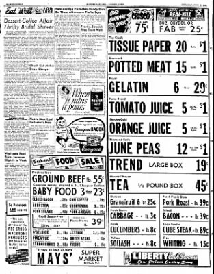 The Courier News from Blytheville, Arkansas on June 12, 1952 · Page 7