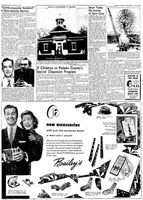 Logansport Pharos-Tribune from Logansport, Indiana on November 27, 1957 · Page 23