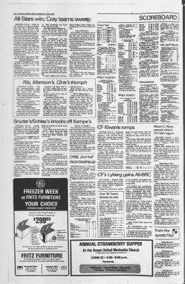 Chippewa Herald-Telegram from Chippewa Falls, Wisconsin on June 20, 1986 · 12