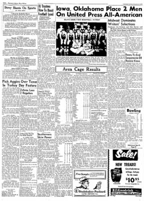 Logansport Pharos-Tribune from Logansport, Indiana on November 27, 1957 · Page 30