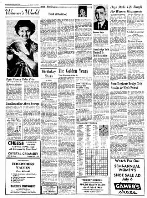 Montana Standard-Post from Butte, Montana on July 5, 1965 · Page 4