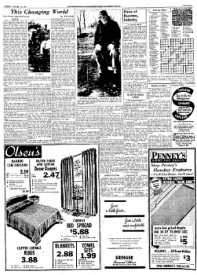 Logansport Pharos-Tribune from Logansport, Indiana on January 19, 1958 · Page 29