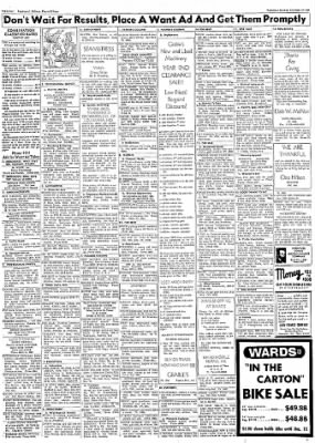 Logansport Pharos-Tribune from Logansport, Indiana on November 27, 1957 · Page 34
