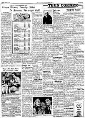 Logansport Pharos-Tribune from Logansport, Indiana on January 19, 1958 · Page 35