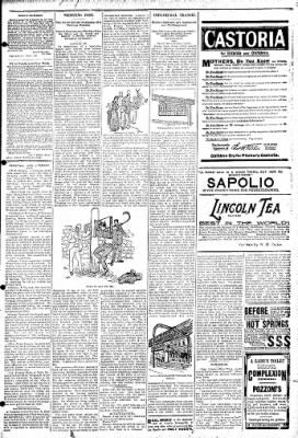 Logansport Pharos-Tribune from Logansport, Indiana on March 8, 1895 · Page 7