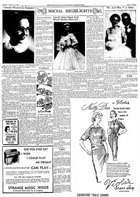 Logansport Pharos-Tribune from Logansport, Indiana on January 19, 1958 · Page 39