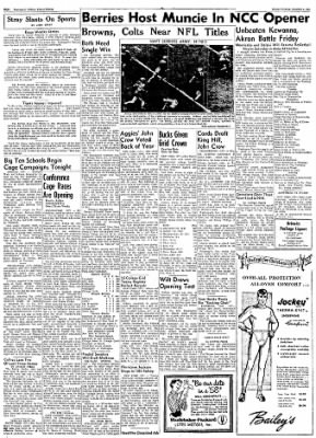 Logansport Pharos-Tribune from Logansport, Indiana on December 2, 1957 · Page 8