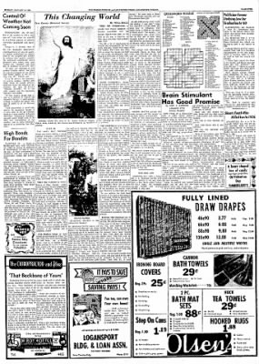 Logansport Pharos-Tribune from Logansport, Indiana on January 26, 1958 · Page 29