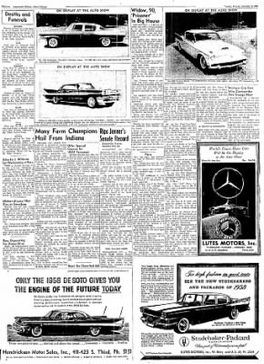 Logansport Pharos-Tribune from Logansport, Indiana on December 3, 1957 · Page 18