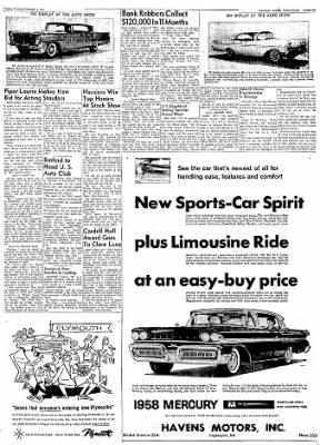 Logansport Pharos-Tribune from Logansport, Indiana on December 3, 1957 · Page 21