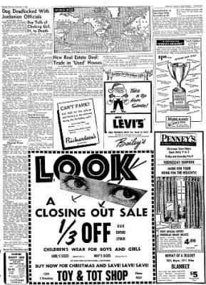 Logansport Pharos-Tribune from Logansport, Indiana on December 3, 1957 · Page 23