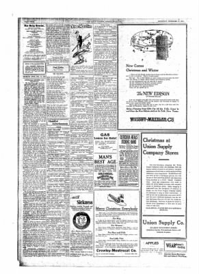 The Daily Courier from Connellsville, Pennsylvania on December 11, 1919 · Page 4