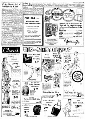 Logansport Pharos-Tribune from Logansport, Indiana on December 5, 1957 · Page 8