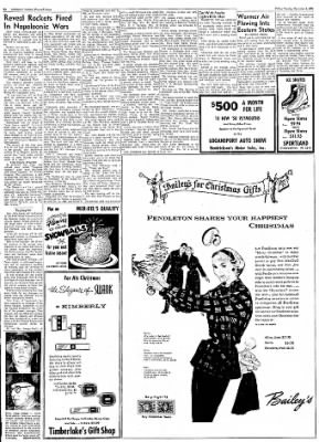 Logansport Pharos-Tribune from Logansport, Indiana on December 6, 1957 · Page 6