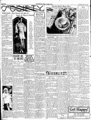 The Courier News from Blytheville, Arkansas on May 11, 1931 · Page 2