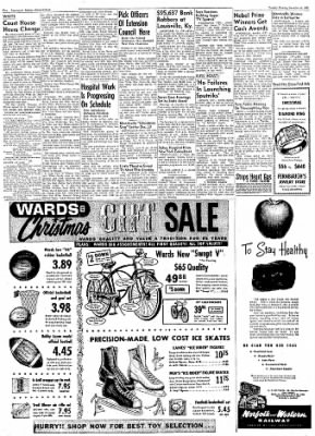 Logansport Pharos-Tribune from Logansport, Indiana on December 10, 1957 · Page 2