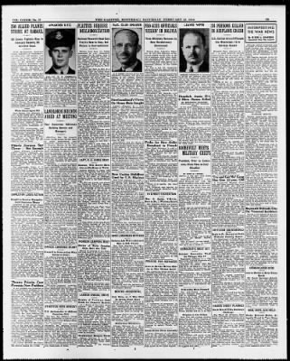 The Gazette from Montreal, Quebec, Canada on February 12, 1944 · 19