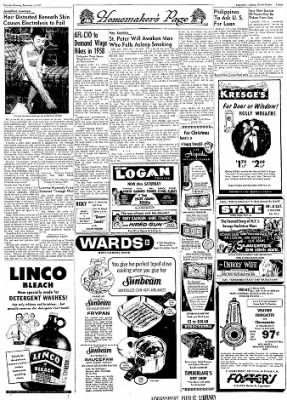 Logansport Pharos-Tribune from Logansport, Indiana on December 12, 1957 · Page 15