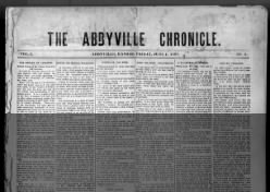 The Abbyville Chronicle