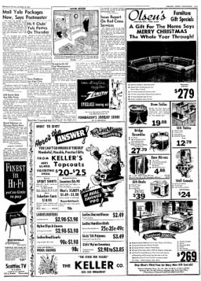 Logansport Pharos-Tribune from Logansport, Indiana on December 18, 1957 · Page 5