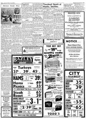 Logansport Pharos-Tribune from Logansport, Indiana on December 19, 1957 · Page 12