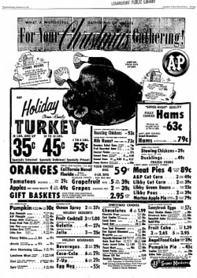 Logansport Pharos-Tribune from Logansport, Indiana on December 19, 1957 · Page 13