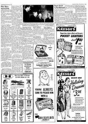 Logansport Pharos-Tribune from Logansport, Indiana on December 20, 1957 · Page 5