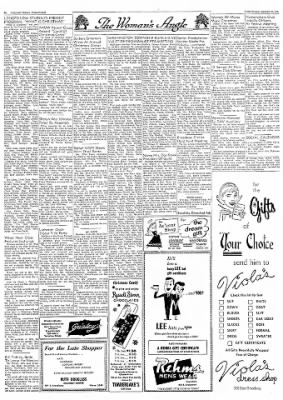 Logansport Pharos-Tribune from Logansport, Indiana on December 20, 1957 · Page 6