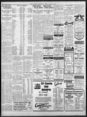 The Gazette from Montreal, Quebec, Quebec, Canada on May 13, 1927 · 19