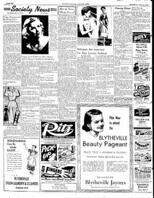 The Courier News from Blytheville, Arkansas on June 14, 1952 · Page 1