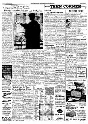 Logansport Pharos-Tribune from Logansport, Indiana on December 22, 1957 · Page 13
