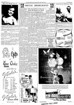 Logansport Pharos-Tribune from Logansport, Indiana on December 22, 1957 · Page 45