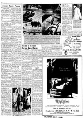 Logansport Pharos-Tribune from Logansport, Indiana on December 23, 1957 · Page 3