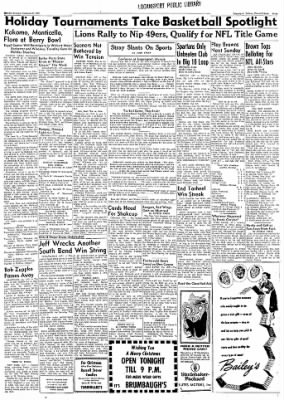 Logansport Pharos-Tribune from Logansport, Indiana on December 23, 1957 · Page 7