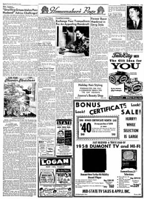 Logansport Pharos-Tribune from Logansport, Indiana on December 23, 1957 · Page 9