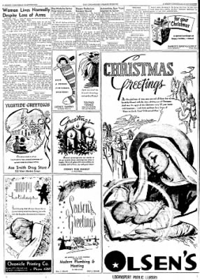 Logansport Pharos-Tribune from Logansport, Indiana on December 24, 1957 · Page 37
